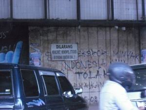 Hasil Vandalisme
